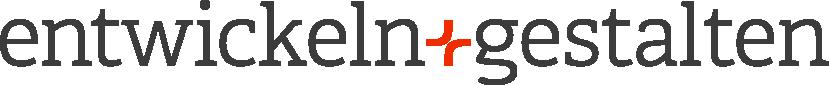 entwickeln+gestalten logo